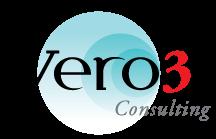 Vero3 Consulting logo